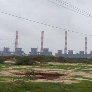 1-Tata Mundra Termik Santralı - Foto Wikimedia Commons